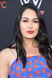 Nikki Bella – WWE's First-Ever Emmy FYC Event in North Hollywood 06/06/2018