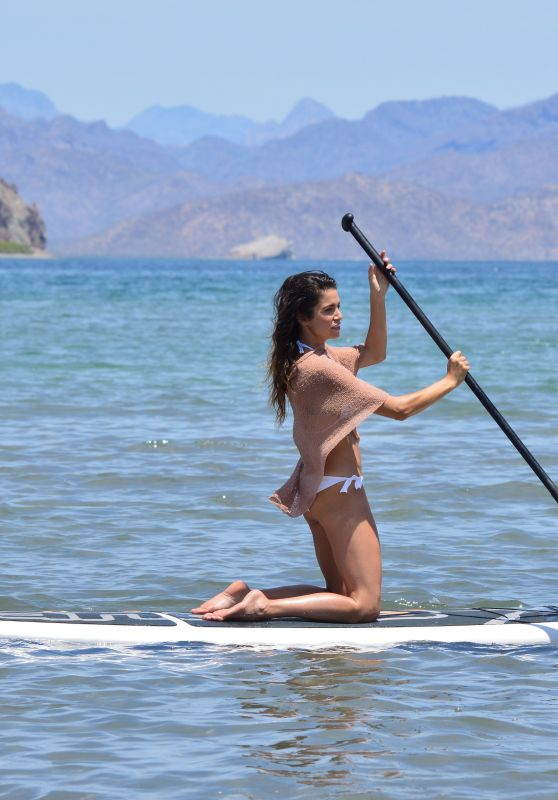 Nikki Reed in Bikini in Mexico 06/04/2018