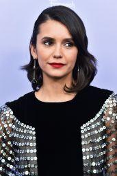 Nina Dobrev - 2018 Fragrance Foundation Awards in NYC