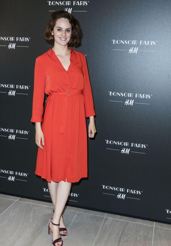Noémie Merlant - Bonjour Paris H&M Flagship Opening Party in Paris