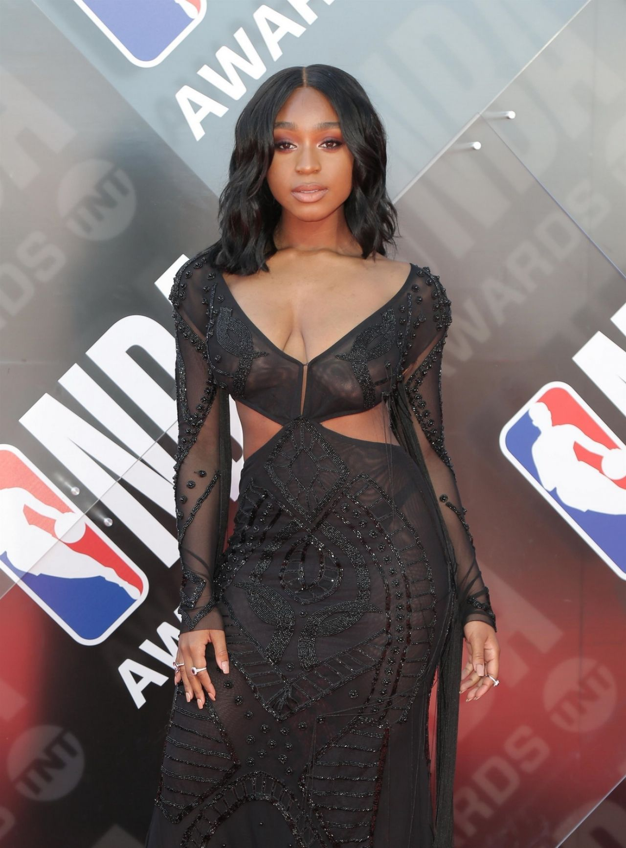 Normani Kordei 2018 Nba Awards In Santa Monica