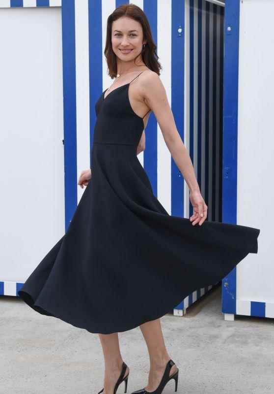 Olga Kurylenko - 2018 Cabourg Film Festival 06/14/2018
