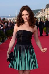 Olga Kurylenko - 32nd Cabourg Film Festival Red Carpet 06/15/2018