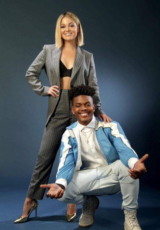 Olivia Holt and Aubrey Joseph - Photoshoot for Los Angeles Times (2018)
