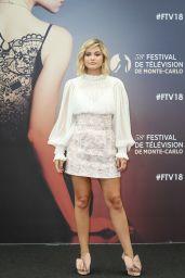 "Olivia Holt - ""Cloak & Dagger"" Photocall at Monte-Carlo International Television Festival"