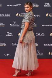 "Olivia Holt -  ""Jack Ryan"" Screeningin Monaco 06/15/2018"