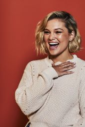 Olivia Holt - Photoshoot for WWD (2018)