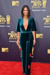 Olivia Munn – 2018 MTV Movie And TV Awards in Santa Monica