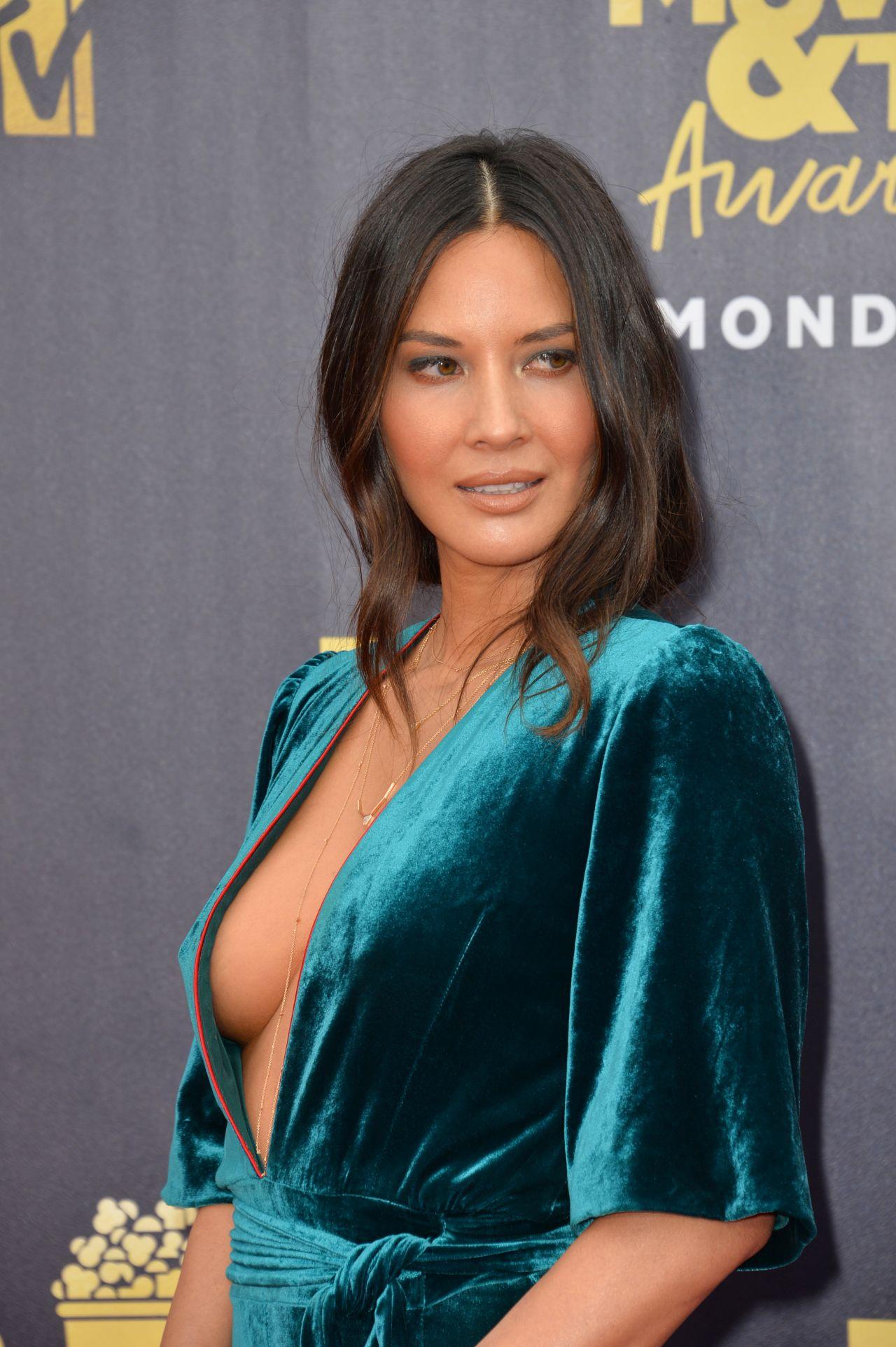 Olivia Munn – 2018 MTV Movie And TV Awards in Santa Monica Olivia Munn