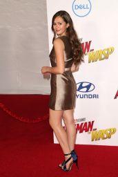 "Olivia Sanabia – ""Ant-Man and the Wasp"" Premiere in LA"