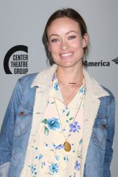 "Olivia Wilde – ""The Humans"" Play Opening Night in LA"