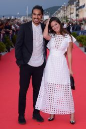Ophelie Bau – 32nd Cabourg Film Festival Closing Red Carpet