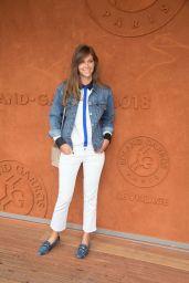 Ophélie Meunier – 2018 French Open at Roland Garros in Paris 06/10/2018