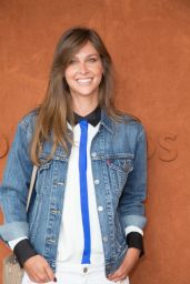 Ophélie Meunier – 2018 French Open at Roland Garros in Paris 06/10/2018