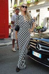 Paris Hilton - Shopping in Milan 06/16/2018