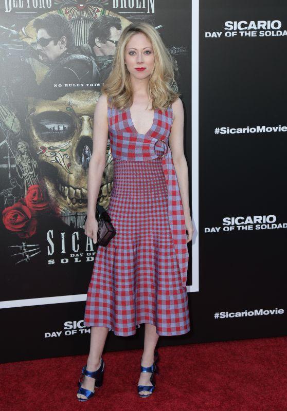 """Paten Hughes – """"Sicario: Day Of The Soldado"""" Premiere in LA"""