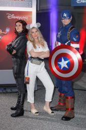 "Perrie Edwards – ""Marvel Summer of Super Heroes"" Opening Ceremony at Disneyland Paris"