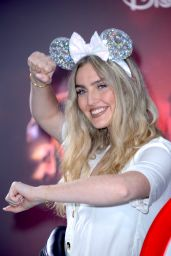 "Perrie Edwards – ""Marvel Summer of Super Heroes"" Opening Ceremony at Disneyland Paris"
