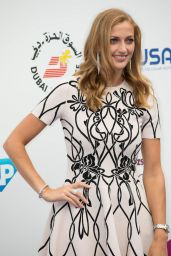 Petra Kvitova – WTA Tennis on The Thames Evening Reception in London 06/28/2018