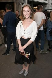 """Phoebe Dynevor – """"The Jungle"""" Special Gala Performance in London"""