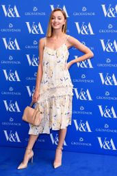 Phoebe Dynevor – The Victoria and Albert Museum Summer Party in London