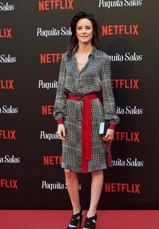 "Pilar Lopez de Ayala – ""Paquita Salas"" Premiere in Madrid 06/28/2018"