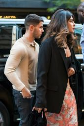Priyanka Chopra and Nick Jonas on a Date in NYC 06/11/2018
