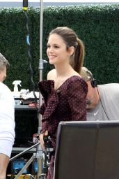 "Rachel Bilson - Getting Ready to Film for ""Extra"" in LA 06/18/2018"
