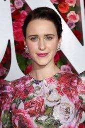 Rachel Brosnahan – 2018 Tony Awards in NYC