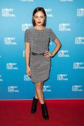 Raechelle Banno - Sydney Film Festival Closing Night Red Carpet 06/17/2018