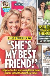 Reese Witherspoon and Ava Phillippe - Us Weekly, July 12, 2018
