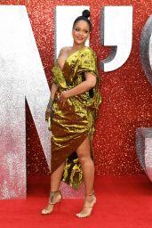"""Rihanna – """"Ocean's 8"""" Premiere in London"""