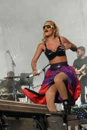 Rita Ora - Concert in Dublin 06/24/2018