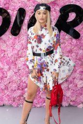 Rita Ora – Dior Homme Show SS19 in Paris 06/23/2018