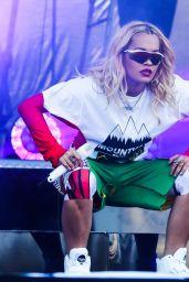 Rita Ora - Performs at 2018 Isle of Wight Festival