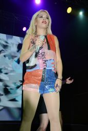 Rita Ora - Performs in Antalya 06/23/2018