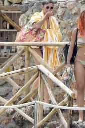 Rita Ora With Boyfriend Andrew Watt Enjoy a Romantic Break in Tuscany 06/06/2018