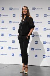 Roberta Capua – Presentation Palinsesti Rai in Milan 06/27/2018