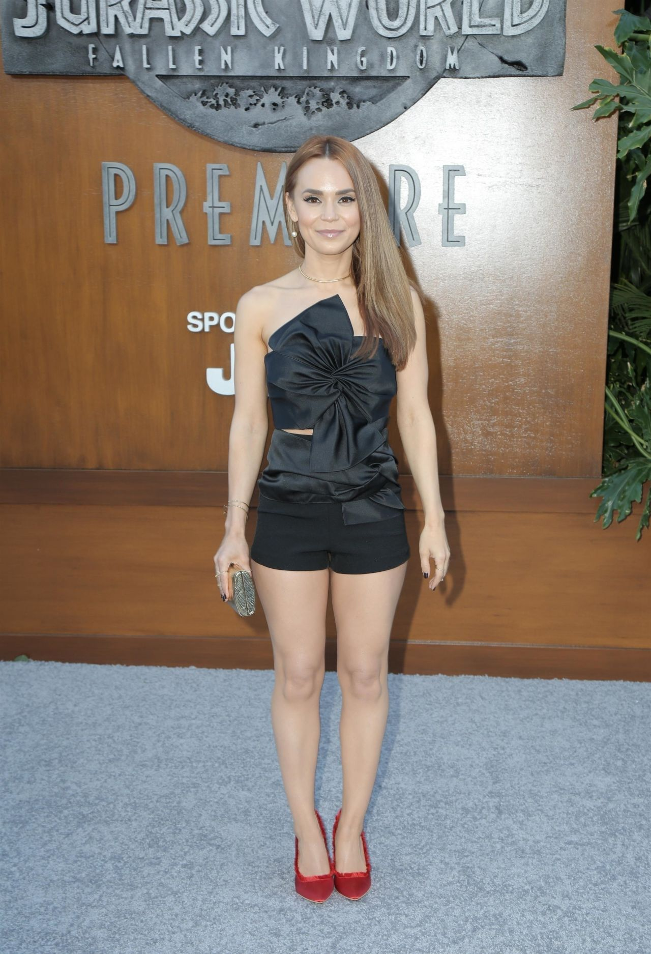 Rosanna Pansino Jurassic World Fallen Kingdom