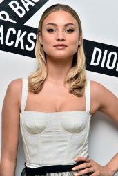 Rose Bertram - Dior Backstage Collection Dinner in NYC 06/07/2018