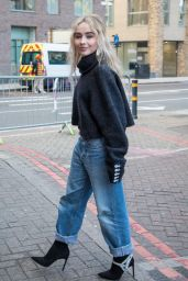 Sabrina Carpenter - Out in London 06/12/2018