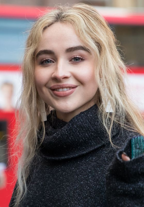 Sabrina Carpenter - Out in London 06/12/2018