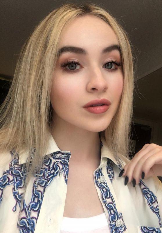 Sabrina Carpenter - Social Media 06/11/2018
