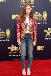 Sadie Sink – 2018 MTV Movie And TV Awards in Santa Monica