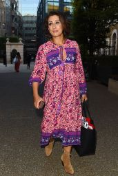 "Saira Khan – ""Andrea McLean: Confessions of a Menopausal Woman"" Book Launch Party in London"