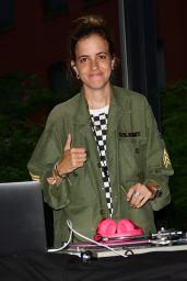 Samantha Ronson – amfAR GenCure Solstice 2018 in NYC