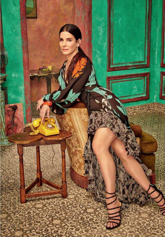 Sandra Bullock - Caras Colombia June 2018