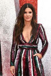 "Sandra Bullock – ""Ocean's 8"" Premiere in London"