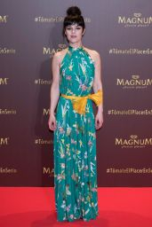 "Sara Vega – ""Magnum"" Campaign Launch in Madrid 06/13/2018"