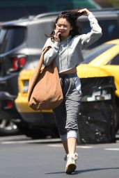 Sarah Hyland - Out in Los Angeles 06/24/2018